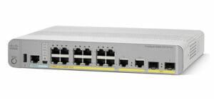 Cisco WS-C3560CX-12PC-S