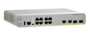 Cisco WS-C2960CX-8TC-L