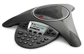 Polycom 2200-15600-001 – SoundStation IP 6000 Conference Phone – Does not Include Power Supply