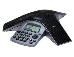 Polycom 2200-19000-001 – SoundStation Duo – Dual-mode Conference Phone – Includes Power Supply