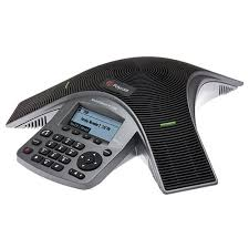Polycom 2200-30900-025 – SoundStation IP 5000 Conference Phone – Does not Include Power Supply