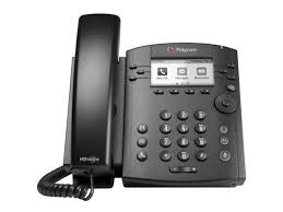 Polycom 2200-48300-025-VQMON – VVX 301 6-line Desktop Phone with HD Voice PoE and VQMON