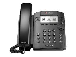 Polycom 2200-48350-019 – VVX 311 6-line Desktop Phone Gigabit Ethernet with HD Voice (PoE) Skype for Business Edition