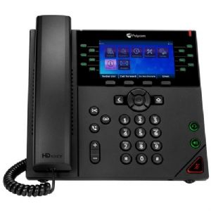 Polycom 2200-48842-001 – VVX 450 OBi Edition Desktop Business IP Phone – Includes Power Supply