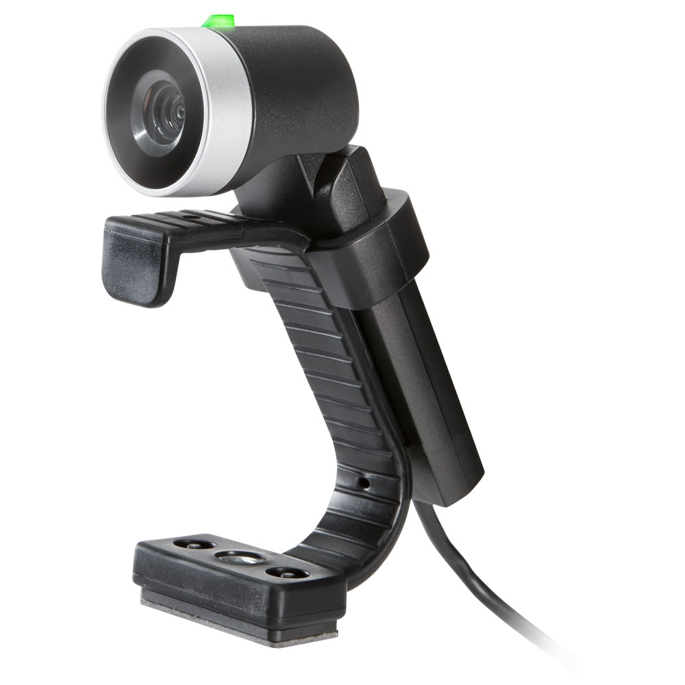 Polycom 7200-84990-001 – Eagle Eye Mini USB Camera for Use with the VVX 501 VVX 601 and 8xxx Phones – Includes Mounting Kit