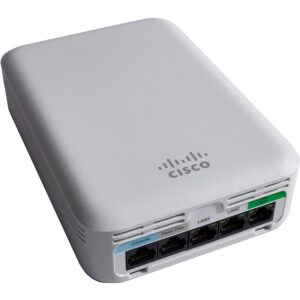 Cisco AIR-AP1810W-B-K980211ac Wave2 1810w 2×2:2 3GbE;BDomainfor US