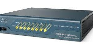 Cisco ASA5505-BUN-K9 – ASA 5505 Appliance w/SW 10Usrs 8 pts 3DES/AES