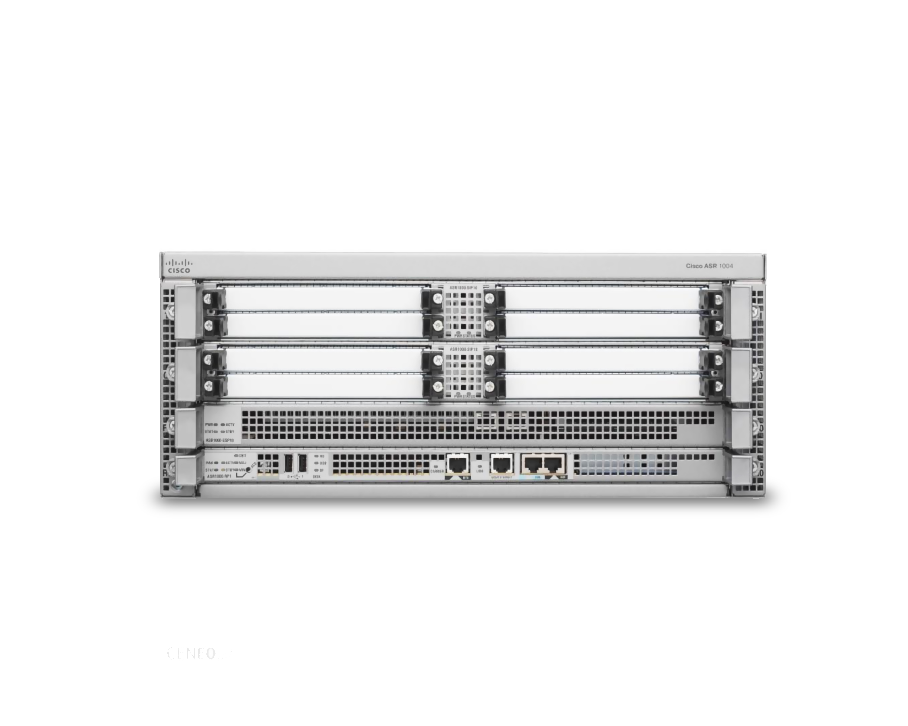 Cisco ASR1004 – CiscoASR1004 Chassis Included AC P/S