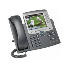 Cisco CP-7975G-CTS= – Cisco UC Phone CP-7975G Global for TSBU