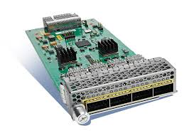 Cisco FPR9K-NM-4X40G= – Firepower 9000 Series-4 port QSFP+Network Mod