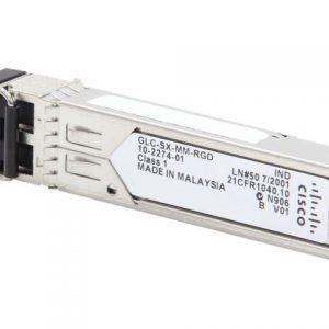 Cisco GLC-SX-MM-RGD – 1000Mbps Multi-Mode Rugged SFP