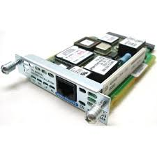 Cisco HWIC-1DSU-56K4= – 1-port 4-WIRE 56/64 KBPS WAN INTERFACE CARD