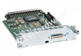 Cisco HWIC-1SER= – 1-port serial WAN (Cisco 1861 only)