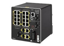 Cisco IE-2000-16PTC-G-E – POE on LAN base with 1588 GE uplinks