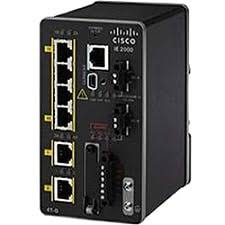Cisco IE-2000-4T-L – IE 4 10/100 2 FE Lite