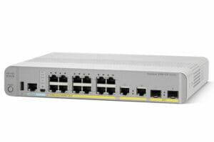 Cisco WS-C3560CX-12PD-S