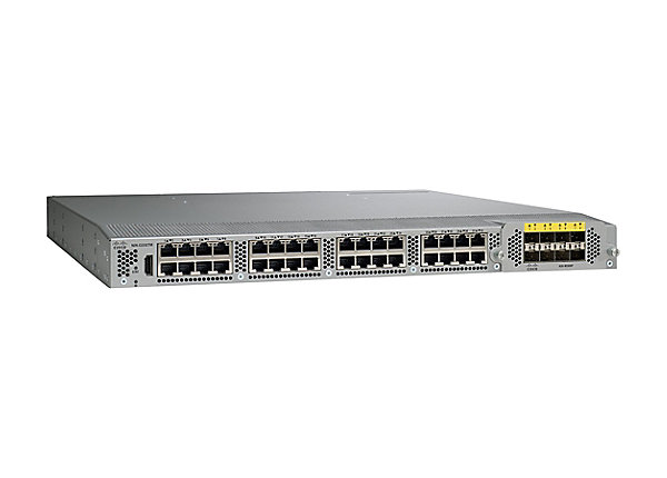 Cisco N2K-C2232T8F-E – Nexus2232TM-E w/ 8FET choice of airflow/power