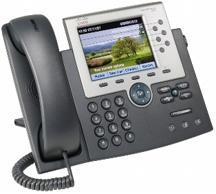 Cisco CP-7965G – Unified IP Phone 7965 Gig Ethernet Color