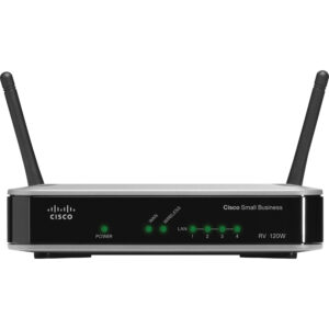 Cisco RV120W-A-NA – RV120W Wireless-N VPN Firewall
