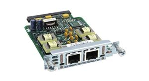 Cisco VIC3-2E/MTwo-port Voice Interface CardE and M