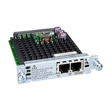 Cisco VIC3-2FXS/DID= – Two-Port Voice Interface Card- FXS and DID