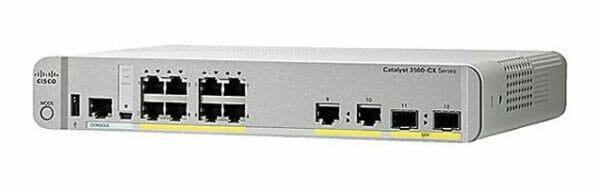 Cisco WS-C3560CX-8PC-S