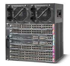 Cisco WS-C4507RE+96V+WS-X4648RJ45V+ESup7LELANBase No P/S