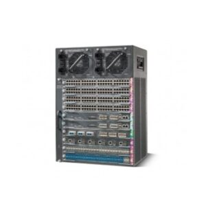 Cisco WS-C4510RE-S8+96V+4510R+E Chassis Two WS-X4748-RJ45V+E Sup8-E