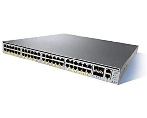 Cisco WS-C4948E-F-ECat4948E-F ES 48×10/100/1000+4SFP+AC PS FrExt
