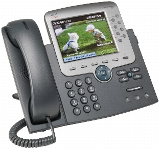 Cisco CP-7975G – Unified IP Phone 7975 Gig Ethernet Color