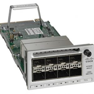 Cisco C3850-NM-8-10G= – Cisco Catalyst 3850 8 x 10GE Network Module