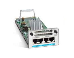 Cisco C9300-NM-4G= – Catalyst 9300 4 x 1GE Network Module