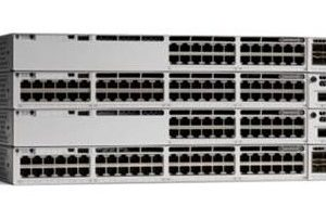 Cisco C9300-24P-E – Catalyst 9300 24-port PoE+ Netwrk Essentials