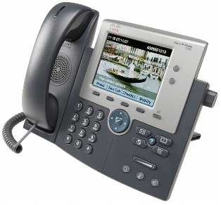 Cisco CP-7945G-CCME – UC Phone7945 Gig Color with 1 CCME RTULicense