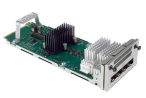 Cisco C3850-NM-4-1G=