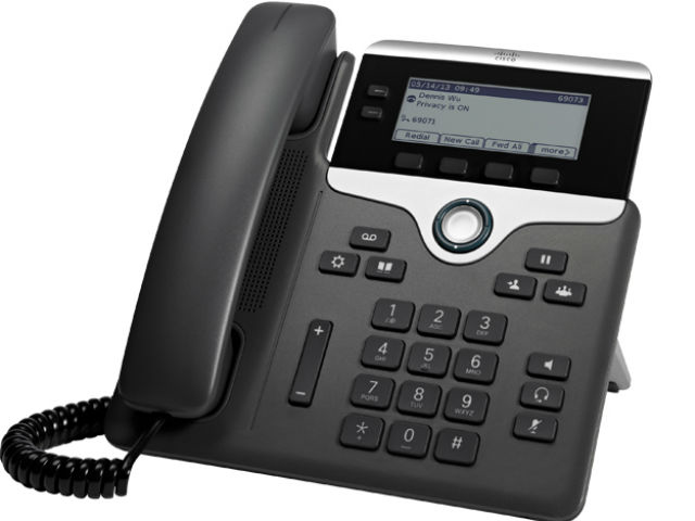 Cisco CP-7811-K9= – Cisco UC Phone 7811