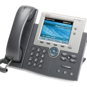 Cisco CP-7945G – CiscoUnifiedIP Phone7945 Gig Ethernet Color