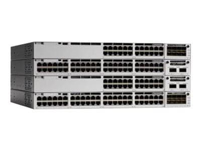Cisco C9300-48P-A w/ Dual AC